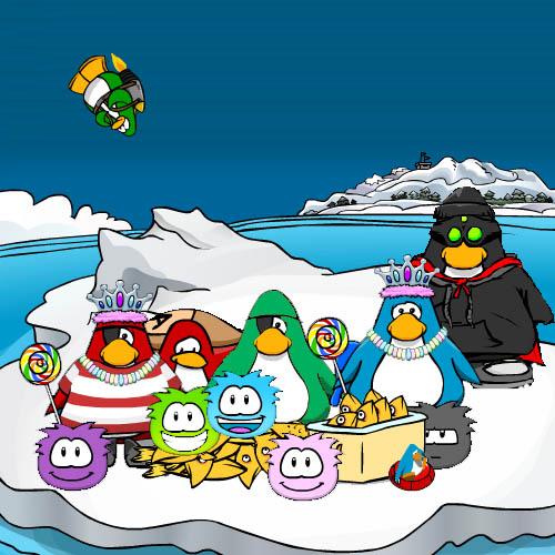 club penguin wallpaper. club penguin wallpapers. club